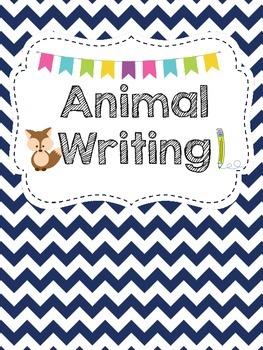 Writing Center - Animal Writing