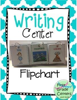 Writing Center: Flipchart