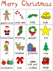 Christmas Writing Center Tools - Holiday and Celebration W