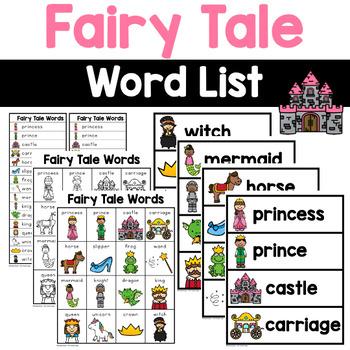 Fairy Tale  Words