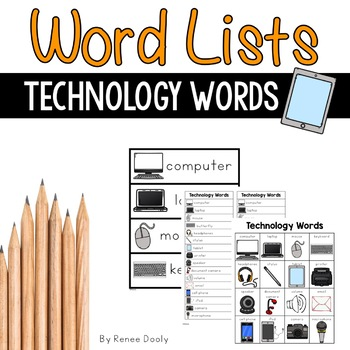 Technology  Words
