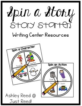 Writing Centers : Story Spinners