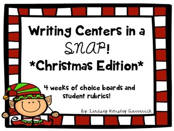 Writing Centers in a SNAP!