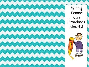 COMMON CORE WRITING ASSESSMENT TOOL