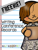 Writing Conference Records