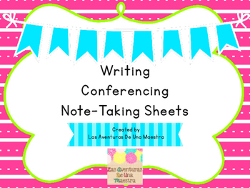 Writing Conferencing