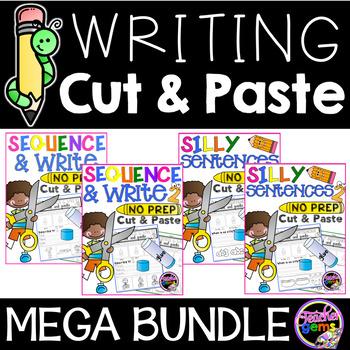 Writing Cut and Paste MEGA Bundle