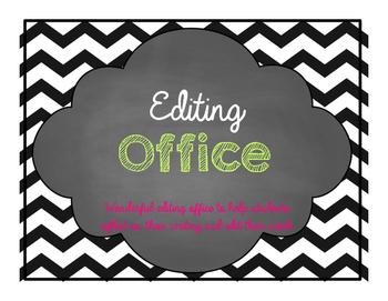 Writing Editing Office