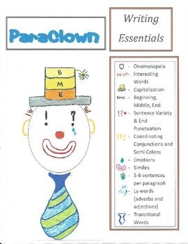 Writing Essentials - ParaClown