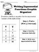 Writing Exponential Functions No Prep lesson