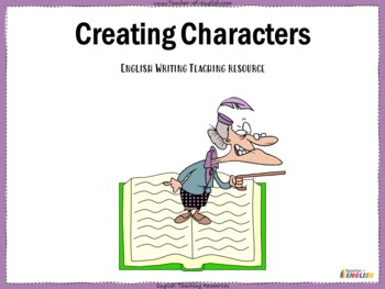 Writing Fiction - Creating Characters