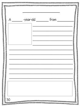 Writing Freebie: It's Back to School We Go!