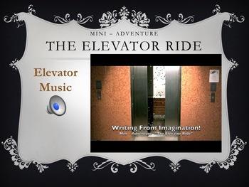Writing From Imagination™ MINI-Audio Adventure - The Eleva