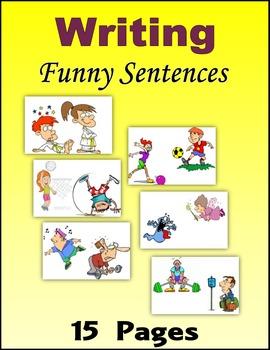 Writing Funny Sentences