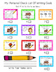 Writing Goals - Primary Grades