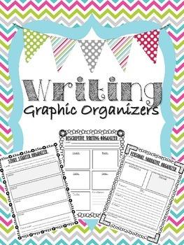 Writing Graphic Organizers