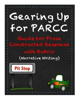 Writing Guide for Narrative Prose Constructed Response wit