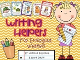 Writing Helpers for Emergent Writers