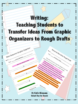Writing: Highlighters to Transfer Information from Graphic