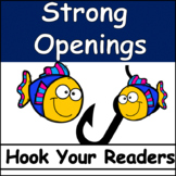 Writing: Hook Your Reader! Power Point