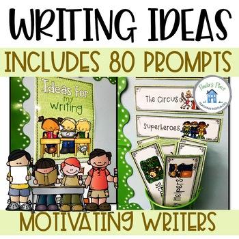 Writing Ideas K-2