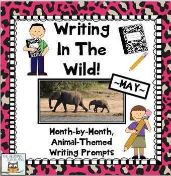 Weekly Writing Prompts for May ~Animal Theme~