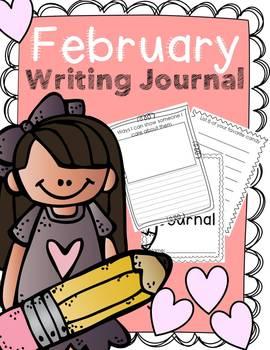 Writing Journal February