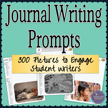 Journal Writing Prompts: Creative Writing for Middle Schoo