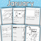 Writing Journal Prompts January