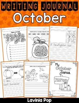 Writing Journal Prompts October