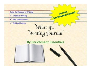 Writing Journal: What if ...
