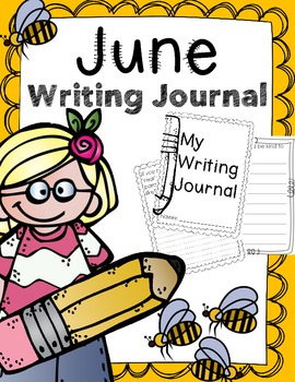 Writing Journal for June