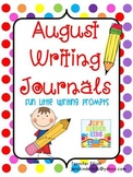Writing Journals {August}
