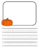Writing Journals {Autumn} {Fall}