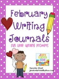 Writing Journals {February}