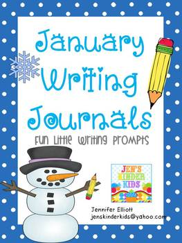Writing Journals {January}