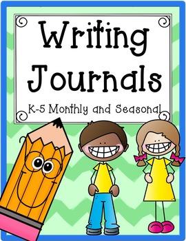 Writing Journals K-5
