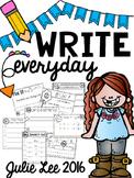 Writing Kindergarten Write Every Day