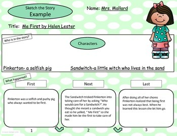 Writing Lessons and Substitute Plans