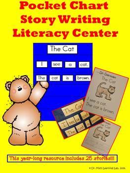 Kindergarten Writing Literacy Center