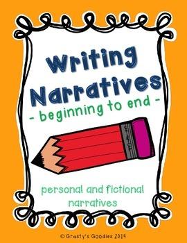 Narrative Writing Unit {Lesson Plans, Planning Sheets, Rub