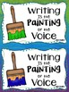 Writing Notebook Labels