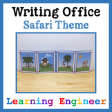 Writing Office - Language Arts Centers (Spelling Lists) Sa
