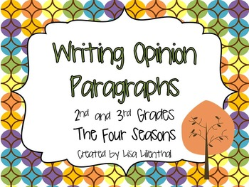 Opinion Writing