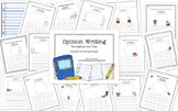 Writing: Opinion Writing Throughout the Year