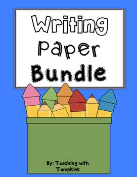 Writing Paper Bundle!
