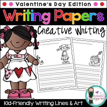 Writing Papers: Valentine's Day