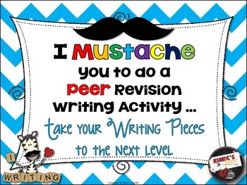 Writing Peer Revision Activity