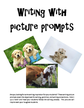 Writing Picture Prompts