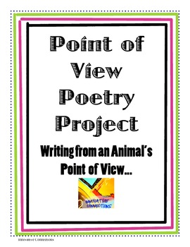 first person point of view research paper